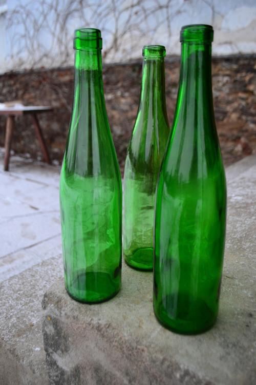 Vínové lahve