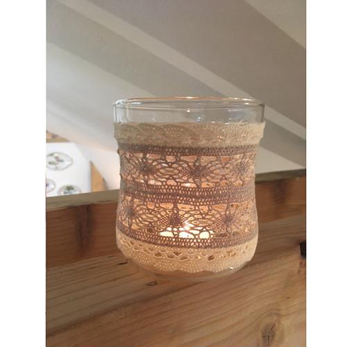 Světýlko na čajovou svíčku Duela