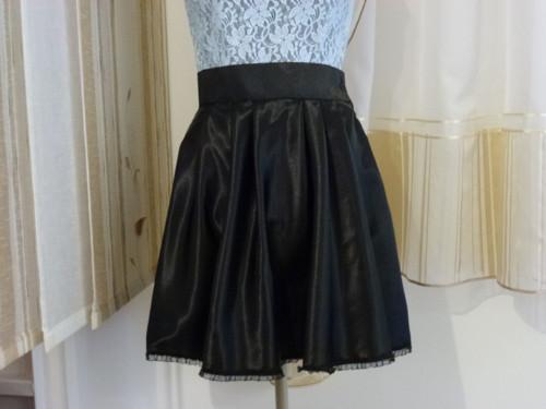 Sukně černá