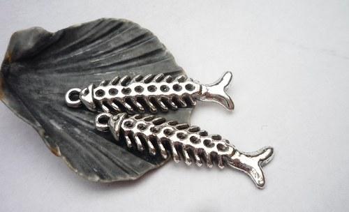 ryba - kostra 2 ks