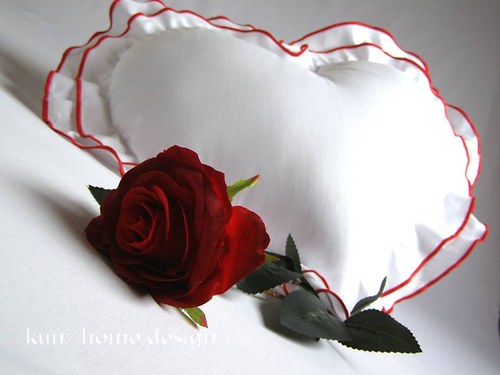 Obliečka srdce TINA mini