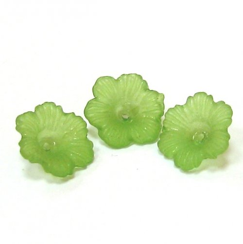 Kytičky zelené - 2 ks