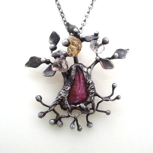 Strom života - ochranný amulet