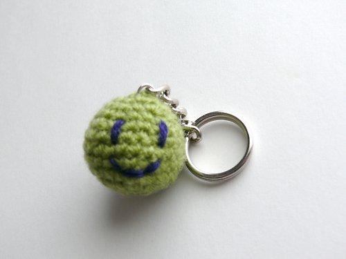 Smajlík zelený