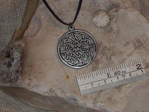 Přívěsek-Keltský uzel kruhový