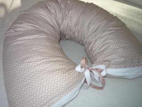 Relaxační (kojící, polohovací) polštář č.4