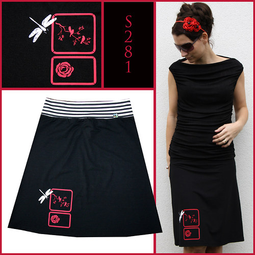 (S281) sukně