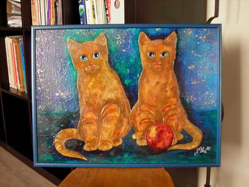 Kočičí pár