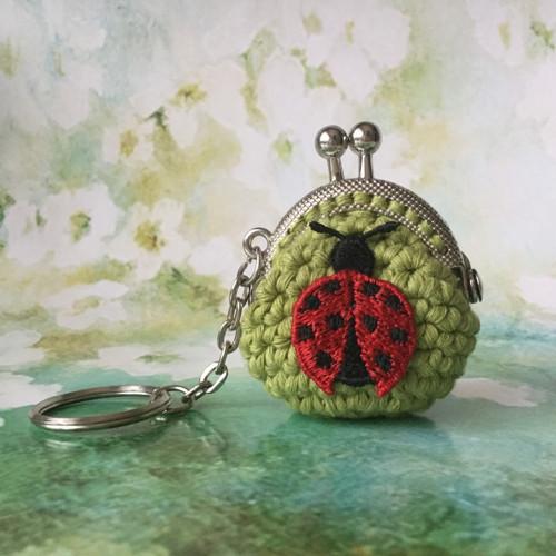 Ladybug No. 1 - mini peněženka