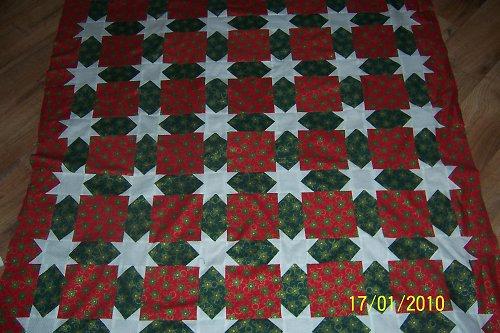 Vánoce pod hvězdičkovou dekou-))))