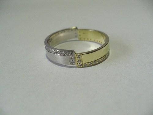 snubní prsteny M5