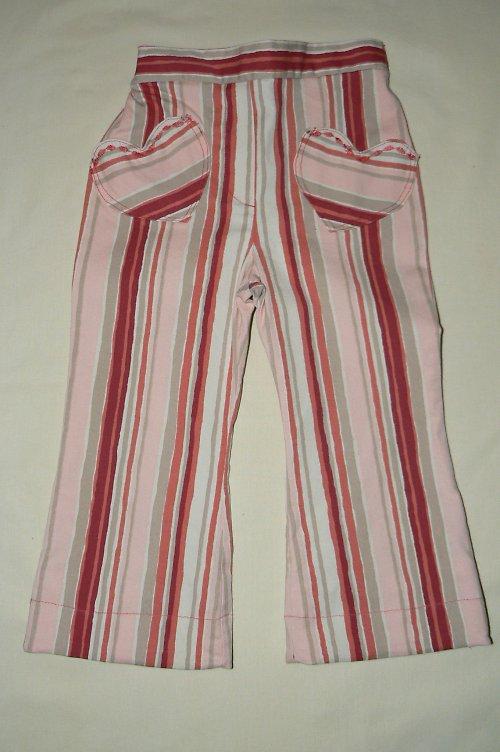 Kalhoty pro holčičku-SLEVA ze 185 kč