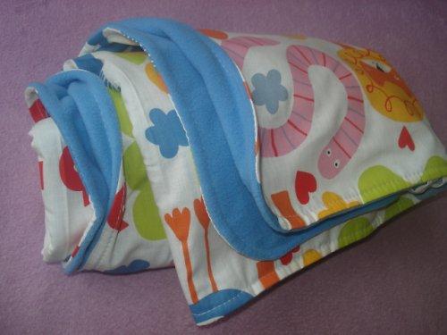 Dětská deka Fauna 2