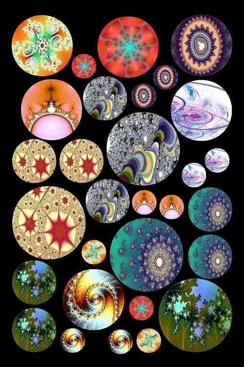 abstraktní 02 negativ kolečka