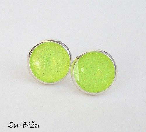 Zelené UV 10mm