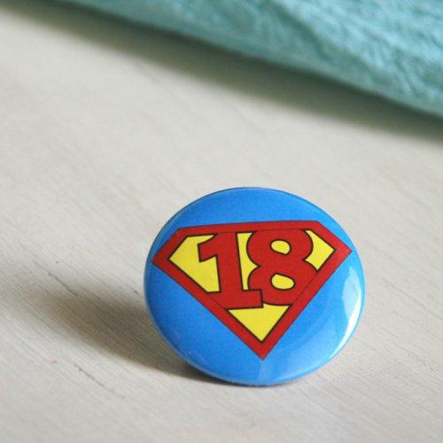 Motiv Superman ve svém věku - 1 až 99 let