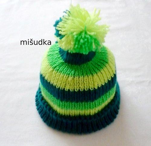 Čepice jako od maminky - kulich 2.