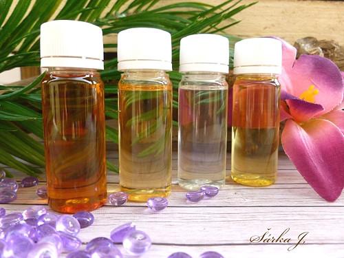 KOKOS + VANILKA - vůně do mýdel a kosmetiky