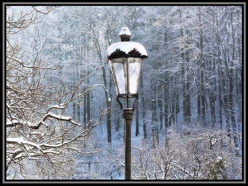 Zima ve Štramberku