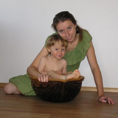 Velký ořech nejen na miminko 2