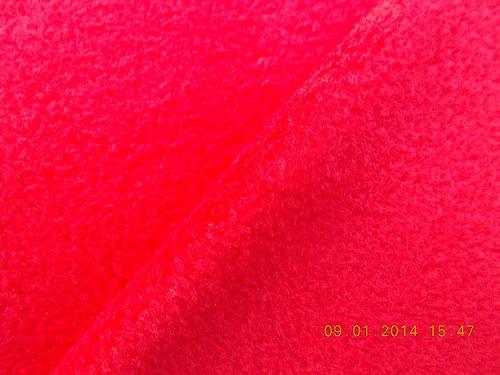 VÝPRODEJ  Fleece - červená + různé barvy