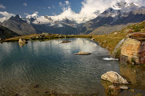 Alpská idylka