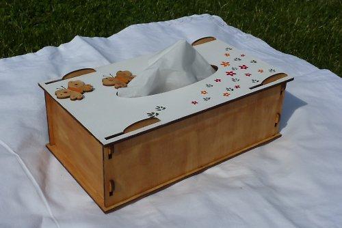 STYLOVÁ krabička na kapesníčky