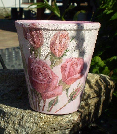 Růžičky v růžovém