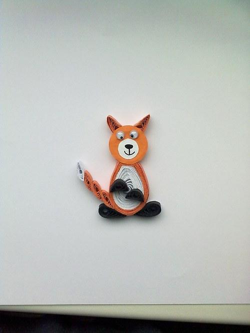 Liška oranžová