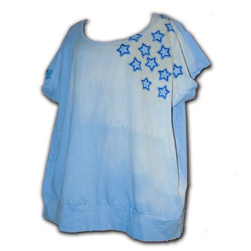 491 tričko Hvězda