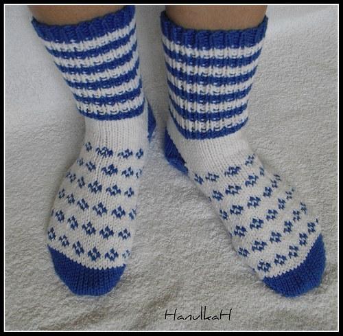 Ponožky 0057