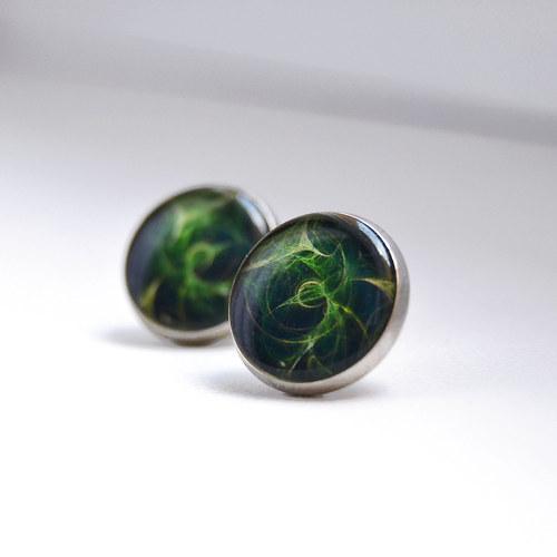 Zelený fraktál 16mm