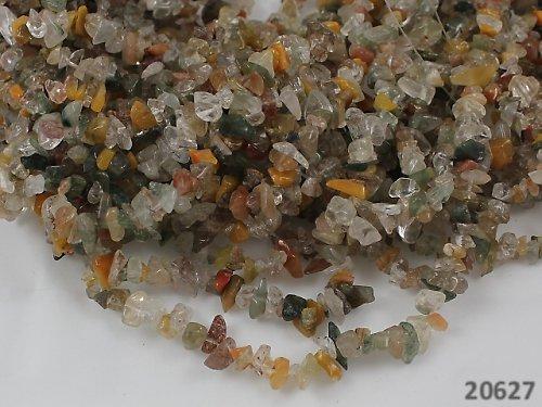 20627 Přírodní minerál chipsy návlek 20cm