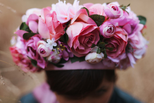 čelenka by The world of flowers