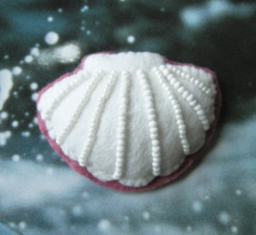 mušlička SHELL