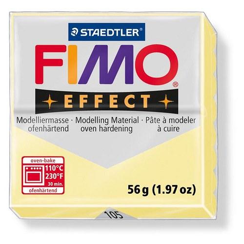 Fimo effect pastelová vanilková 105