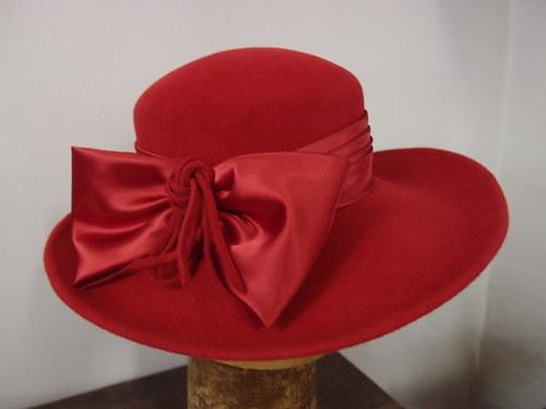 Filcový klobouk č. 5702