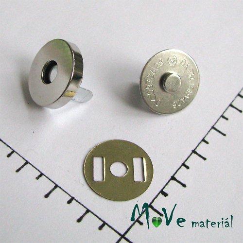 Zapínání magnet Ø18mm, 1kus