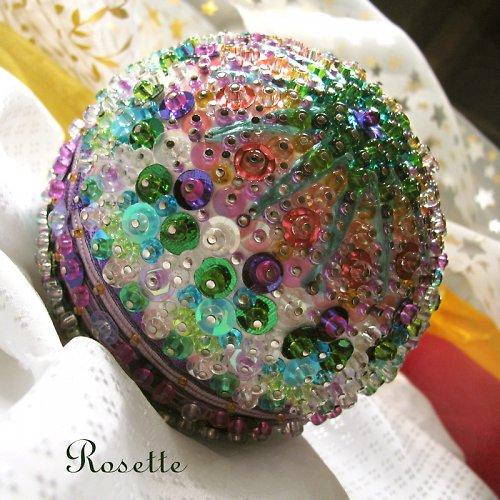 Epsilon Eridani - dekorační koule