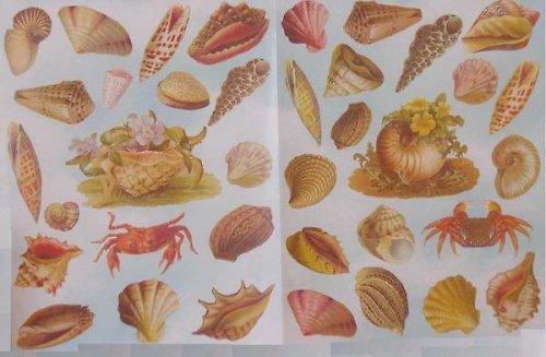 Papír pro decoupage vel. 33 x 48 cm
