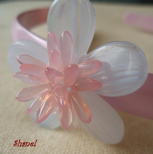 Leknín růžový