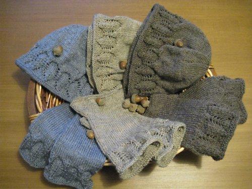 Setík čiapkovo-návlekový