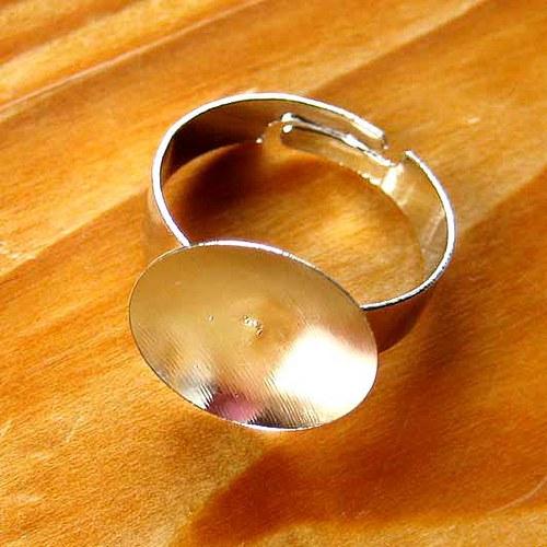 Prsten s Jamkou č.1 - 15mm