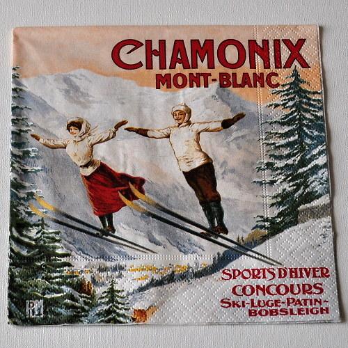 Ubrousek - Chamonix