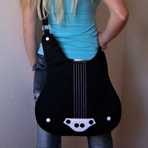 Kytara černá 4