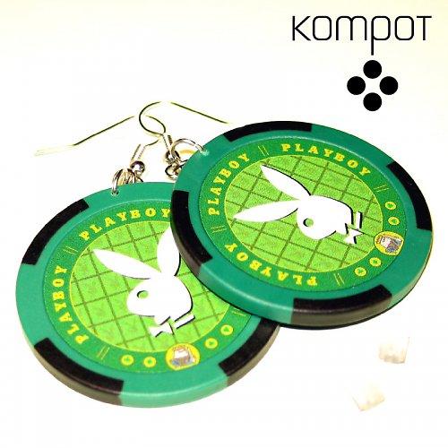 POKER PLAYBOY :: zelený
