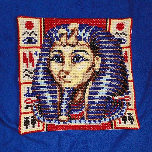 polštář Tutanchamon