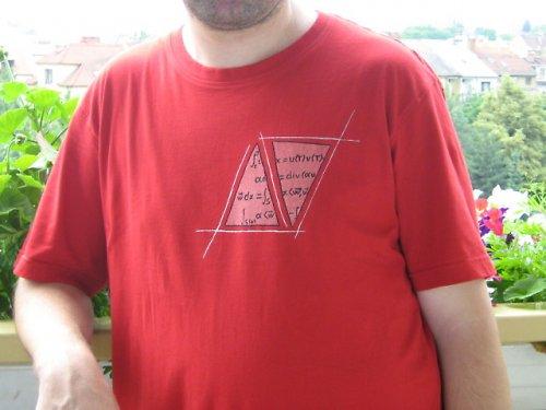 Profesní pánské  tričko