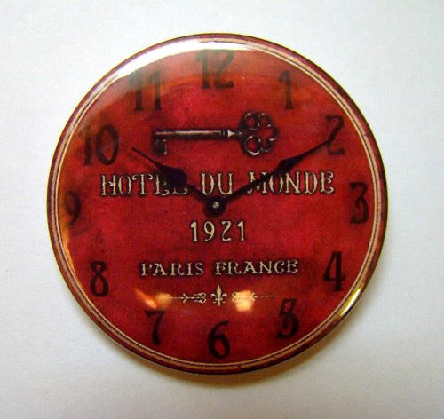 HODINKY IV - placka - button - 44 mm