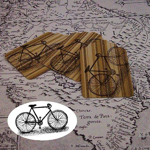 Razítko jízdní kolo